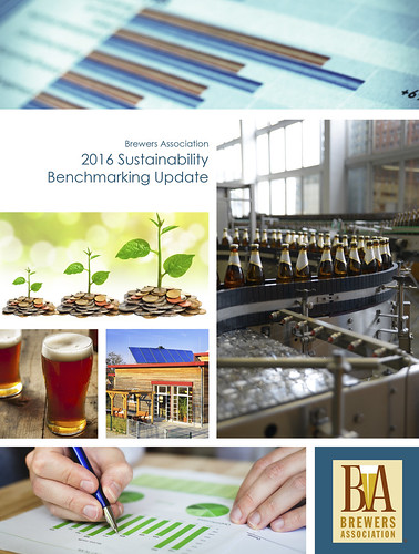 Sustainability Benchmarking Update for Craft Breweries (Brewers Association, October 2017)
