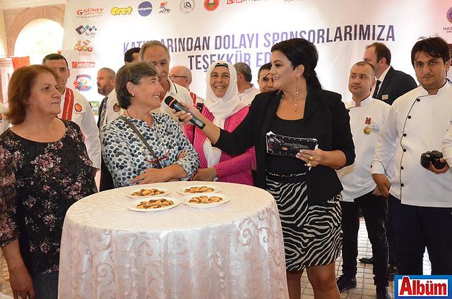 6. Alanya Belediyesi ve Altın Kepçe Uluslararası Yemek Yarışması başladı-2