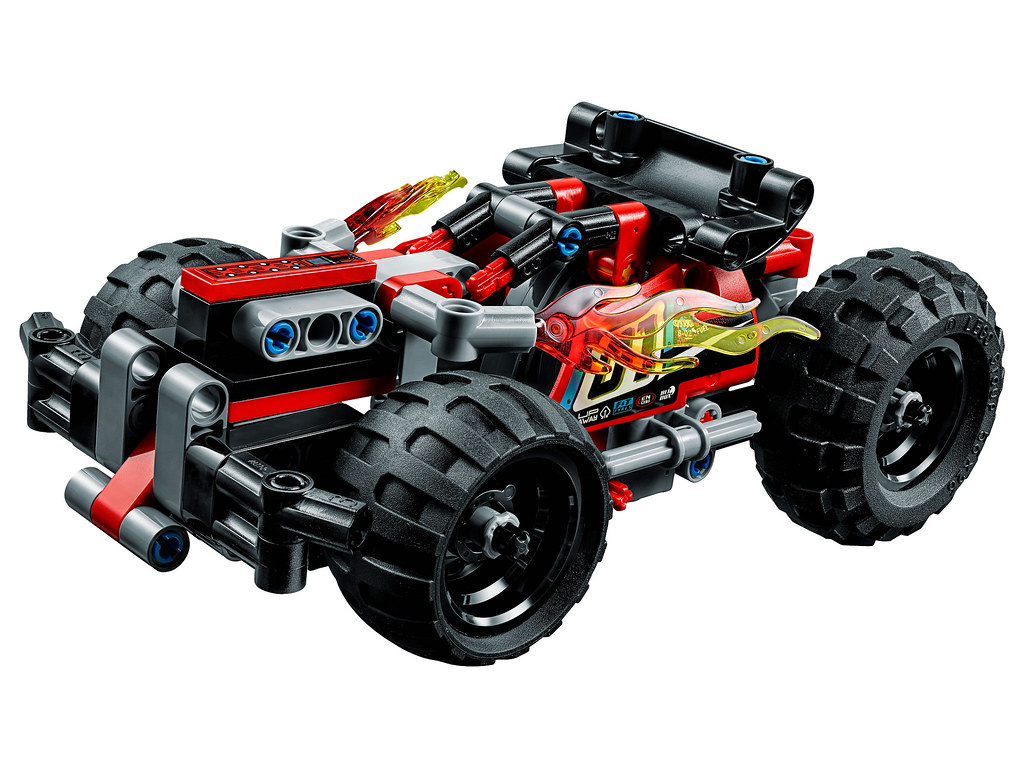 LEGO Technic 42073 - BASH!