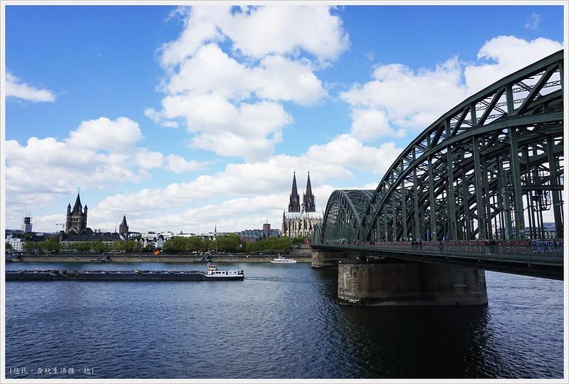 科隆-霍亨索倫橋-23