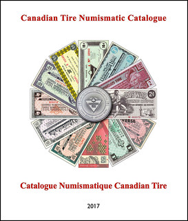 Canadian Tire Numismatic Catalogue cover