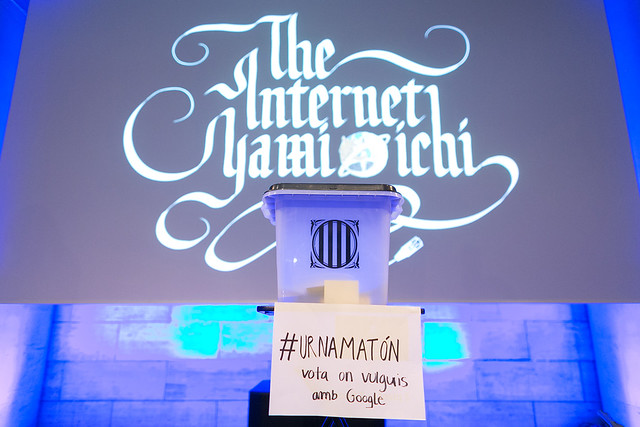 2nd Barcelona Internet @ The Influencers 2017Yami Ichi