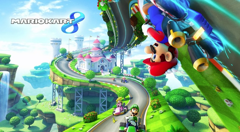 super mariokart 8 blog uk vivatramp monthly favourites video games