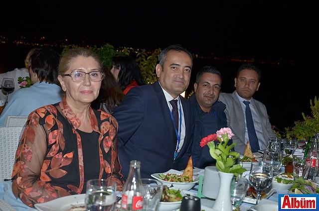 Nazlı Alimova, Prof. Dr. Salih Yılmaz, Murat Dönmez, Dr. Volkan Özdemir
