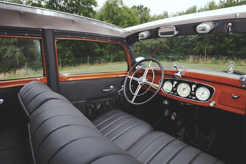 Mercedes-Benz 230  W 143 Limousine A (1941)