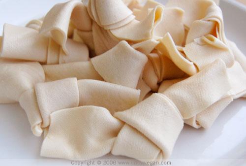 Soy Knots | Chow Vegan