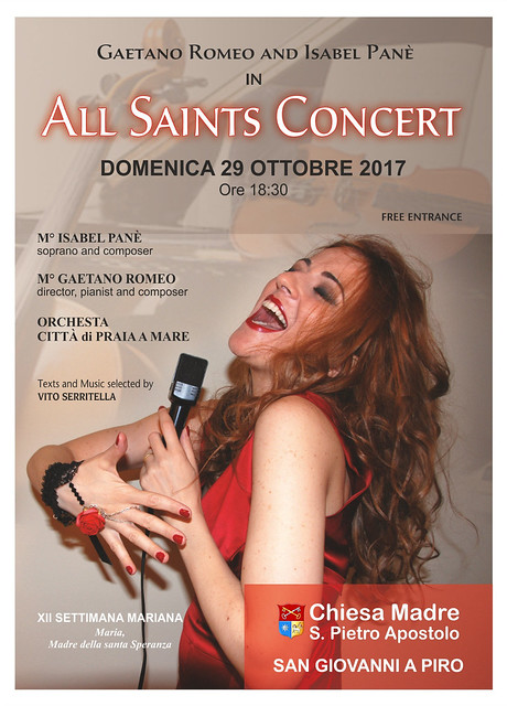 settimana mariana concerto finale