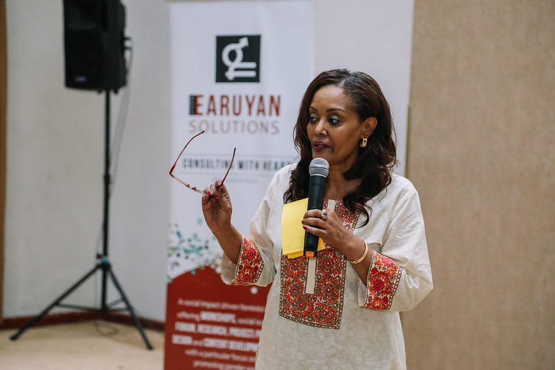 Dearth of Women in Leadership in Ethiopia Seminar Series - AWiB & Earuyan Solutions