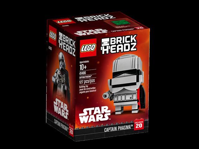 Star Wars - Lego - BrickHeadz 4