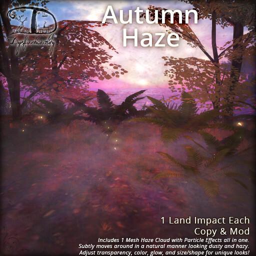 Autumn Haze - TeleportHub.com Live!
