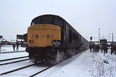 The Coldest Railtour Ever?