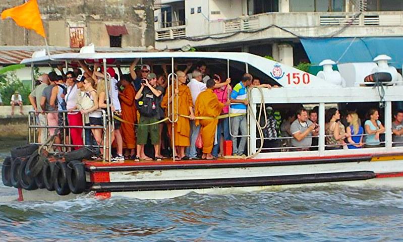 Chao Phraya Iconic Bangkok River