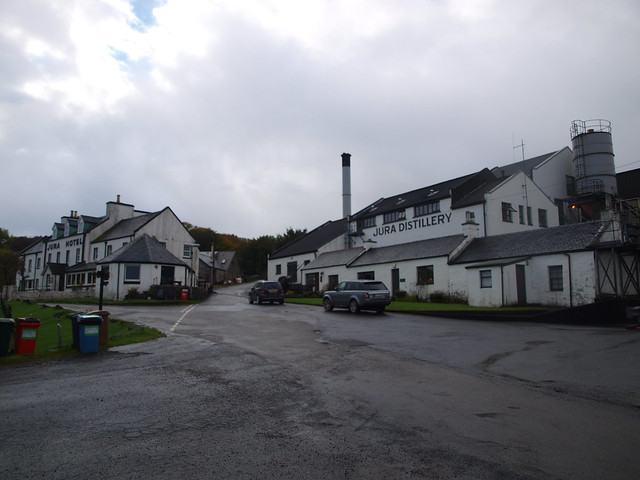 Craighouse, Isle of Jura - 07-10-2017