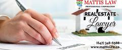 Real Estate Lawyer NorthYork