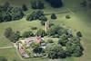 Freston Tower aerial view by John D Fielding