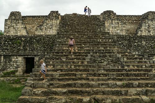 Palacio Oval Escaleras