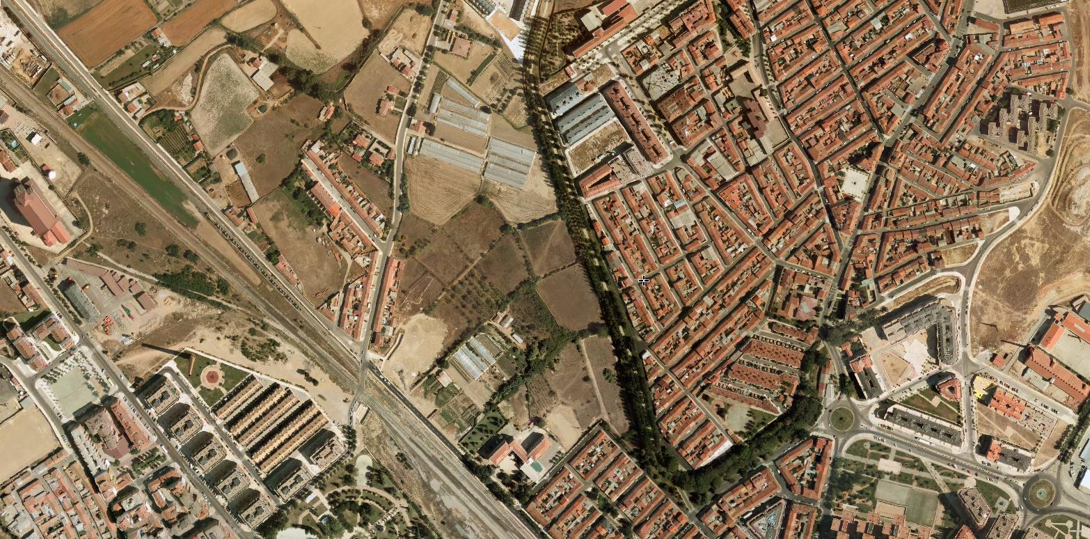 palencia, preciosa, antes, urbanismo, planeamiento, urbano, desastre, urbanístico, construcción