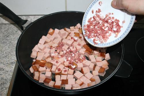34 - Speck hinzufügen / Add bacon