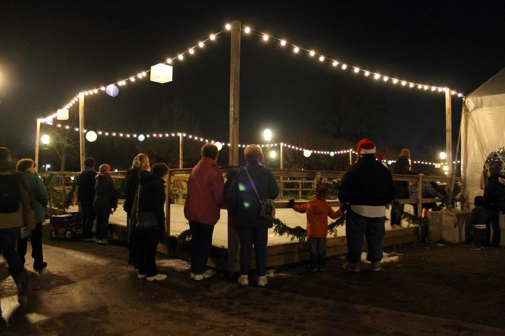 Holiday Nights in Greenfield Village (via Wading in Big Shoes)