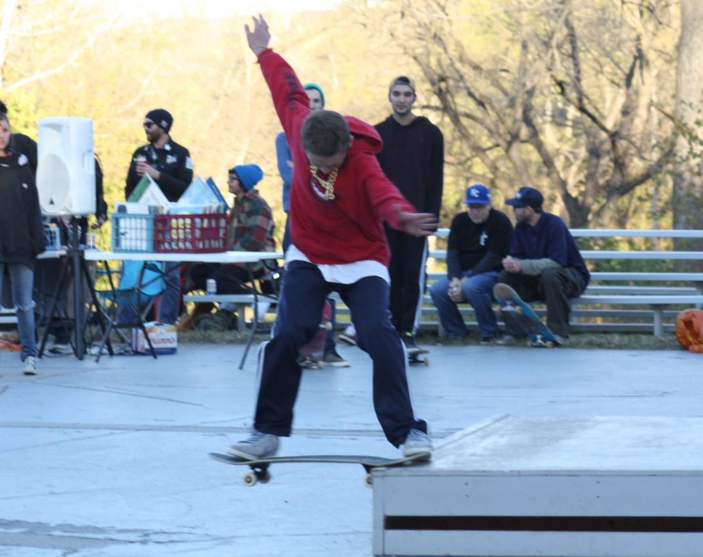 Lawrence Skater Association 6