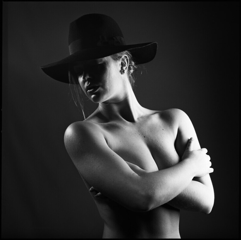 Hasselblad 500CM Studio Shoot