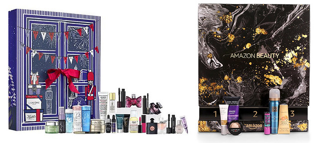 Retailer Beauty Advent Calendars 2017
