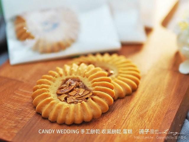 CANDY WEDDING 手工餅乾 收涎餅乾 蛋糕 40