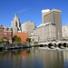 Providence, RI -  downtown, from the river (4) by damiandude