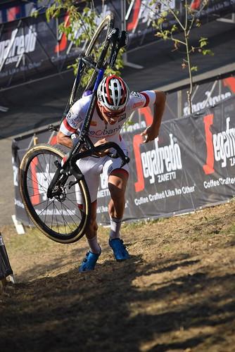 Matthieu van der Poel #WorldCupWaterloo #cyclocross #trekcxcup #cycling #TrekHQ #CX #TelnetUCICXWC