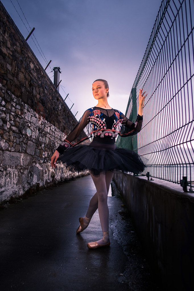 The Ballerina, Blackrock, Ireland picture