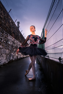 The Ballerina - Blackrock, Ireland - Portrait photography
