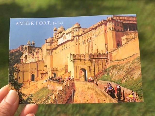 Ishita Postcard 2