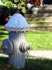 Cupcake Hydrant