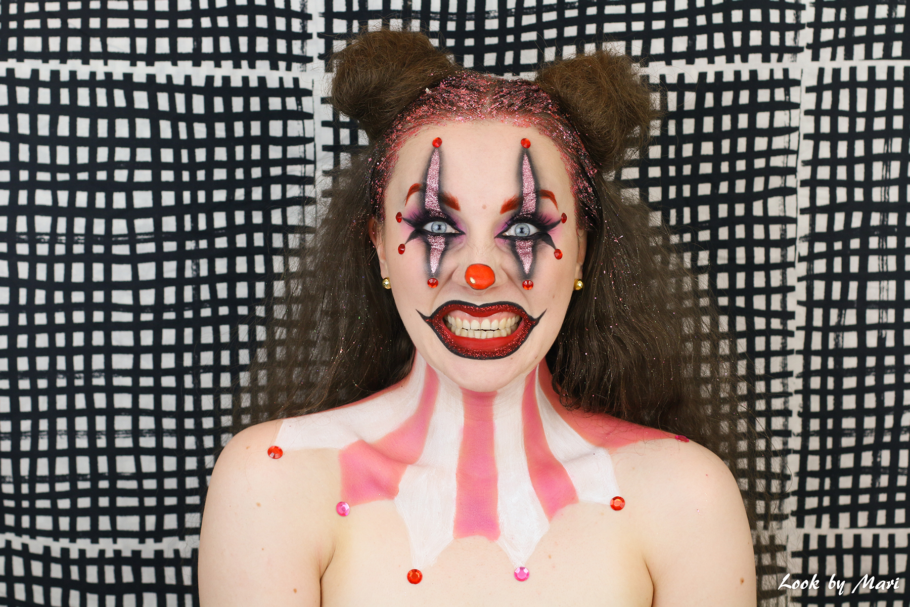 6 halloween costume ideas 2017 clown makeup easy tips tutorial blog youtube
