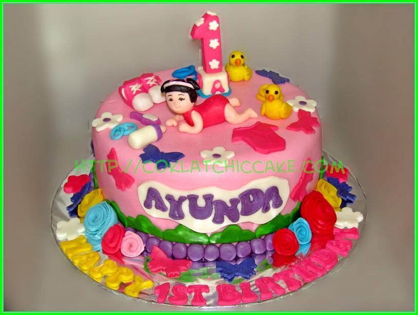 cake baby AYUNDA