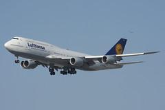 D-ABYP - Lufthansa - Boeing 747-8i