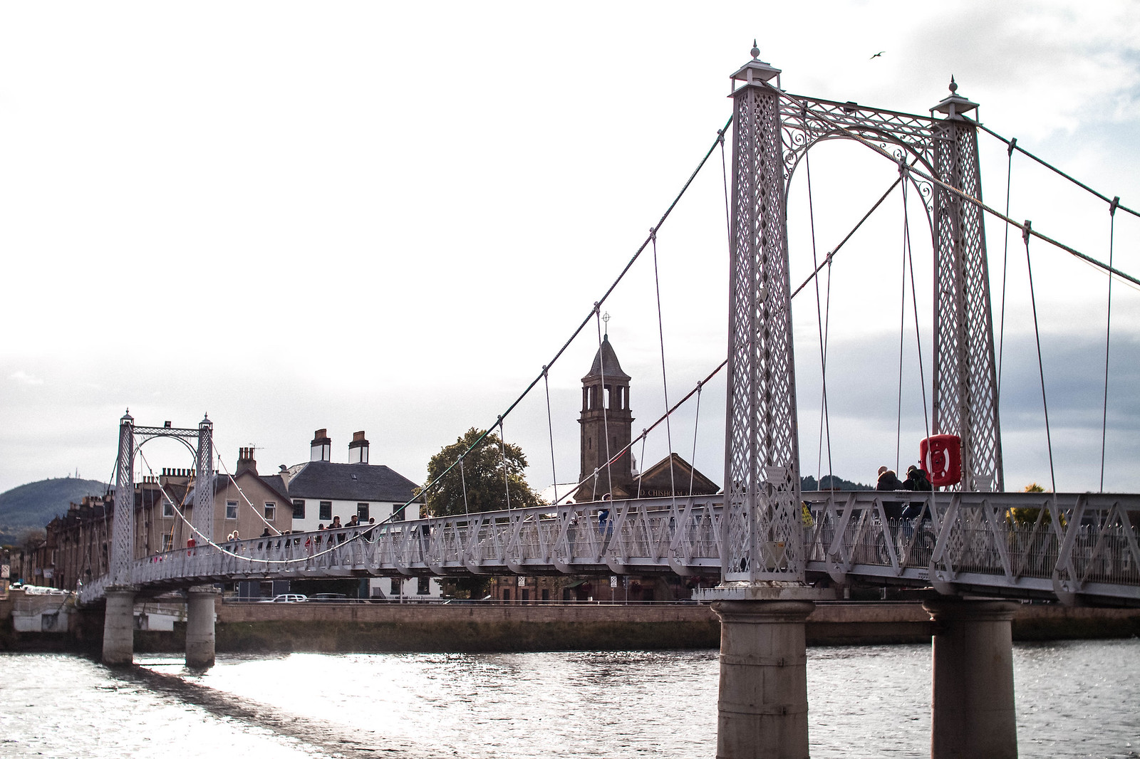 Inverness Scotland accommodation NC500 route travel blogger UK