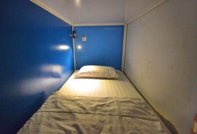 four rivers b&b mandalay capsule bed dorm