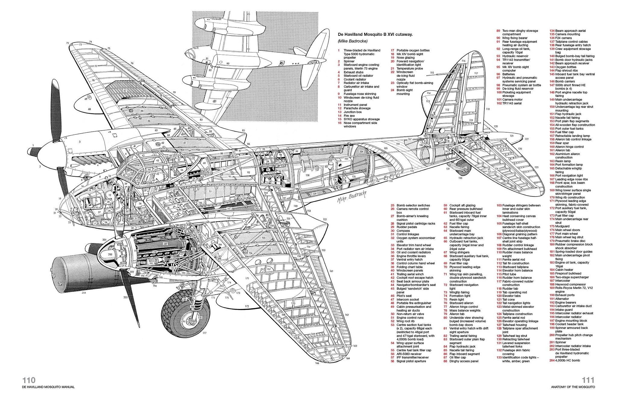 1  48 tamiya mosquito fb mk  vi 418 squadron  lou luma  finished - finescale modeler
