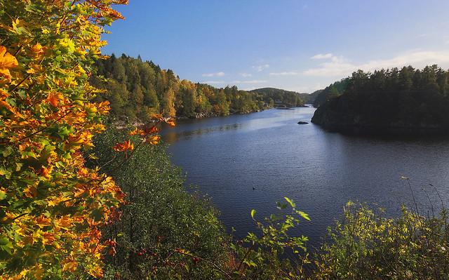 Autumn at Jorunnstadkilen