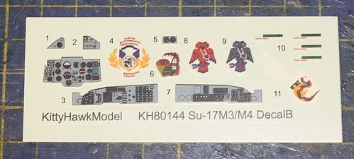 Sukhoi Su-17M3/M4 Fitter K, Kitty Hawk, 1/48 36962597174_ca877e212f