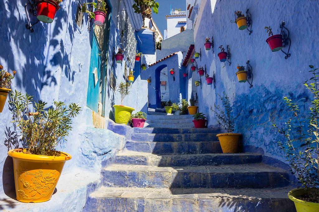 marruecos ciudades Chefchaouen