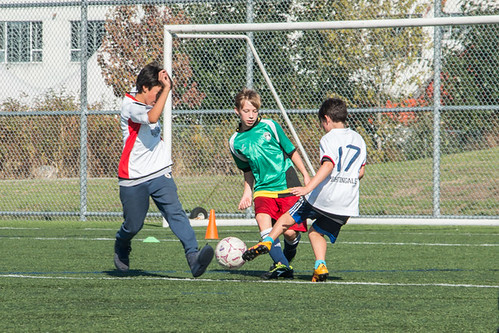 Vancouver Police Athletic League Grade 7 Soccer Tournament