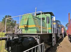 V56 - Newport Railway Museum – 14.10.17