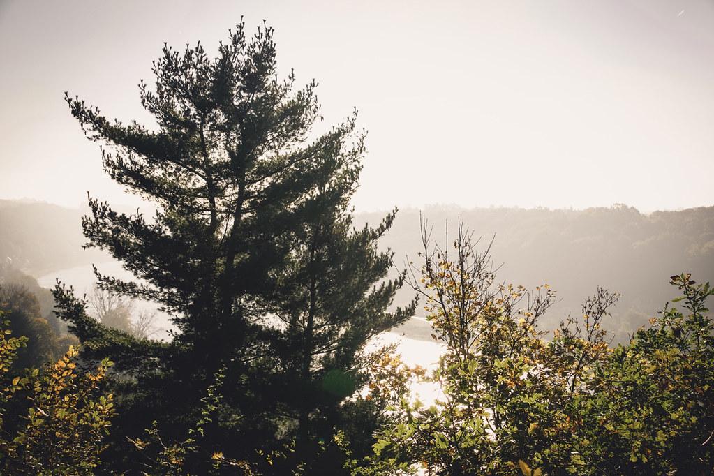 Ausschreiten und Landluft schnuppern