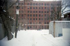 Abandoned Westinghouse factory