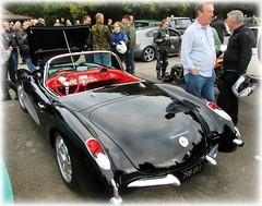 1957 Corvette convertible fuel injection