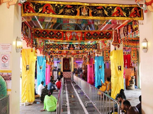 Sri Mariamman Temple obiective turistice singapore 1