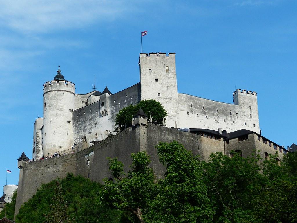 Itävalta | Salzburgin linna