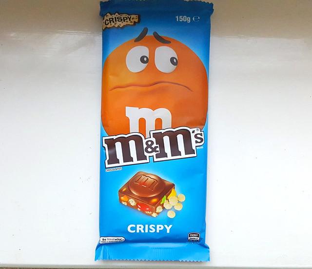 M&M's Crispy Bar